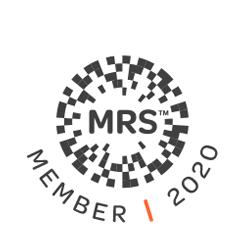 MRS member 2020